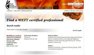 Chimney Cleaning / Sweep Service - Advanced WETT Certified Sarnia Sarnia Area image 2