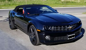 2011 Chevrolet Camaro 2SS RS Convertible