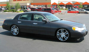 1990 - 2011 LINCOLN TOWN CAR OEM & Aftermarket PARTS Sale
