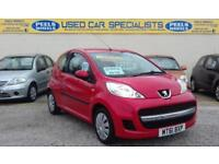 2012 PEUGEOT 107 URBAN 1.0 12v * IDEAL FIRST CAR * AYGO * FINANCE AVAILABLE *