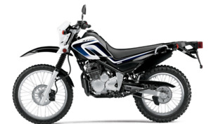 2013 Yamaha XT 250 low Kms