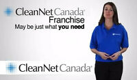 Edmonton CleanNet Franchise Opportunity
