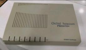 Orchid Telecom PBX416 telephone system