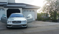 2002 Mercedes-Benz CL55 AMG - Very Rare - Mint Condition- Loaded