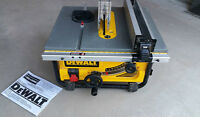 DEWALT Compact Job Site Table Saw (10 inch.)