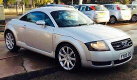 Audi TT Coupe 1.8 ( 180bhp ) 2005MY T quattro FULLY REFURBISHED WHEELS