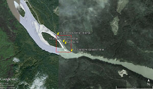 Placer Gold Claim- Fraser River, near Quesnel, BC - Q16 Prince George British Columbia image 3