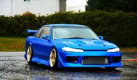 Nissan Silvia S13.5 RB26DETT DRIFT READY