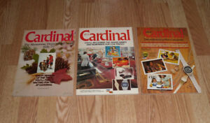 Cardinal Department Store 3 x Vintage Catalogues Toys & more 197