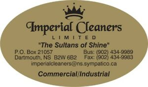 Full Time Cleaner in Halifax