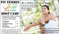 Fit Femmes Boot Camp & Personal Training