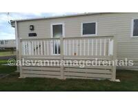 HART'S VIEW: 2-bed, 6-berth caravan at Harts Holiday Park, Leysdown