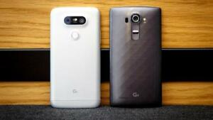 LG G4/G5 Unlocked With 3 Months Warranty