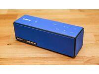 Bluetooth wireless speaker SONY SRS X3- Great condition
