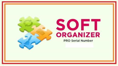 Soft Organizer Pro v8.18 license Lifetime Serial Number Code