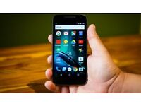 Motorola Moto G4 **UNLOCKED ANY SIM** Android smartphone