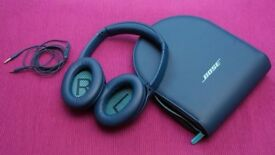 BOSE SoundTrue II Headphones for iPhone and Smartphones with Handsfree and Microphone