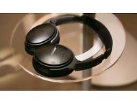 Bose Quiet Comfort 35 Bluetooth headphones