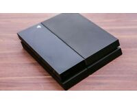 Sony PlayStation 4 no pads 500 GB 100