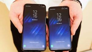 Brand New unlocked Samsung S8+ LTE Dual SIM 128GB / 6GB RAM