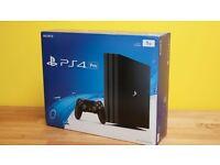 Sony Playstation 4 PRO *1TB* Boxed *
