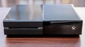 Xbox One with Generic Controller