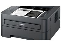 Brother HL-2250DN Workgroup Laser Printer with 1 new full toners