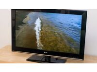 LG 42 INCH LCD FULL HD(1080p)WIDESDREEN TV,FREEVIEW,FREE DELIVERY IN GLASGOW