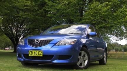 2005 Mazda Mazda3 Glen Innes Glen Innes Area Preview