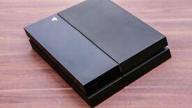 SONY PLAYSTATION 4 - BLACK - 500GB