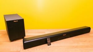 Klipsch Reference RSB-6 210-Watt Sound Bar
