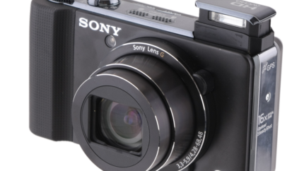 USED FOR 3 MONTHS!!! -SONY CYBERSHOT DSC-HX9V (NEW CONDITION)