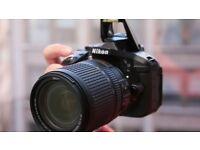 Nikon D5300 Photography Set
