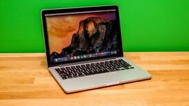MacBook Pro (Retina, 13-inch, Early 2015) - Excellent Condition