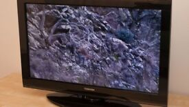 Toshiba 32 inch HD TV, good condition