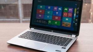 HP Envy PRO 4, Core i5 3317U 1.70 GHz,  3rd gen , 8 GB RAM, 128 GB SSD Storage