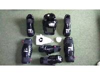 Macho Warrior sparring kit