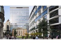 Office Space To Rent - Basinghall Street, Moorgate, EC2 - Flexible Terms !