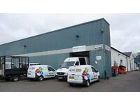 WAREHOUSE TO LET. 4500 SQ FT. WATFORD. NEW LEASE
