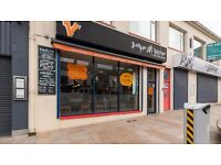Fully fitted High Street Cafe/Bistro with Large Indoor Soft Play area and Party Room