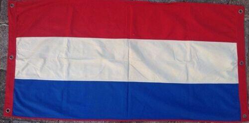 Netherlands Nautical Flag FULLY SEWN Vintage Style 152cm x 76cm With 6 Eyelets
