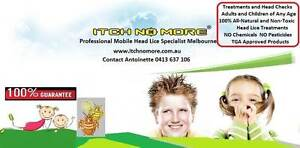 ITCH NO MORE Mobile Head Lice Specialist Melbourne Parkdale Kingston Area Preview