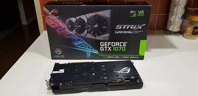 ASUS GeForce GTX 1070 8GB GDDR5 Graphics Card (STRIX-GTX1070-O8G-GAMING)