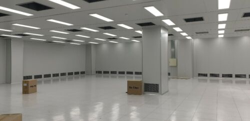 Cleanroom for sale hard wall clean room class 100 -100,000 / ISO 5 - ISO 8