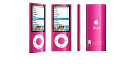IPOD NANO 5TH GENERATION PINK