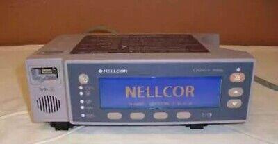 Nellcor Oximax N-600x Spo2 Patient Pulse Oximeter Monitor