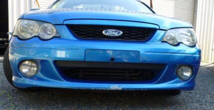 FORD BA XR6 FRONT