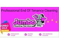 LUXURY END OF TENANCY FOR DEPOSIT BACK! 👍Guaranteed cleaning services