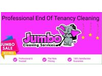 LUXURY END OF TENANCY 👍LOW PRICES GUARANTEED CLEANING