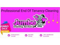 Professional End of Tenancy Cleaning👍Cheap carpet cleaning/afterbuild cleaning